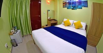 观光旅馆 - 马列 - 睡房