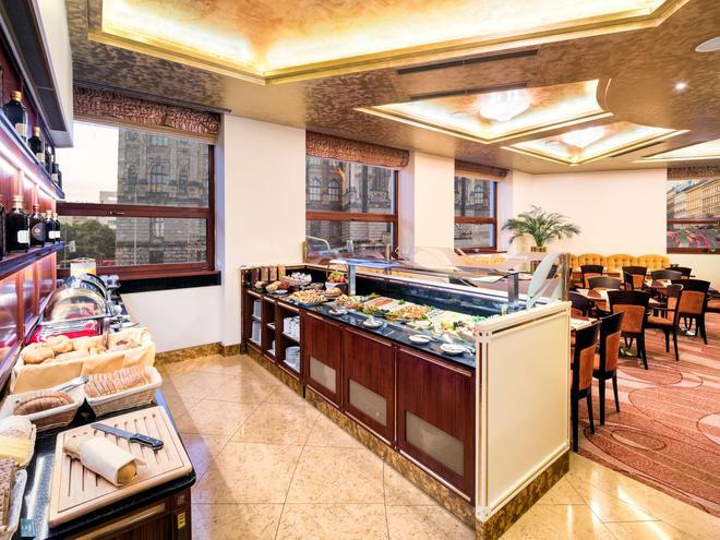 西方布拉格威尔逊酒店 - 布拉格 - 自助餐