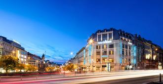 西方布拉格威尔逊酒店 - 布拉格 - 建筑
