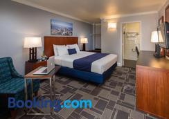 旧金山海湾大桥酒店 - 旧金山 - 睡房