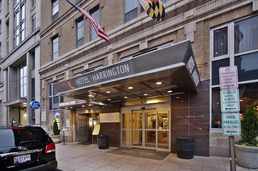 华盛顿特区哈灵顿酒店 - 华盛顿 - 建筑