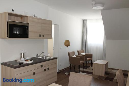 顶级 20 服务式公寓酒店 - 法兰克福 - 厨房