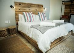 漂流木旅馆 - 斯瓦科普蒙德 - 睡房