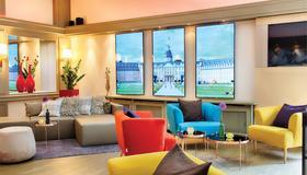 卡尔斯鲁厄莱昂纳多酒店 - 卡尔斯鲁厄 - 休息厅