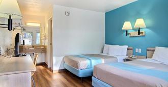 拉伯克6号汽车旅馆 - 拉伯克 - 睡房
