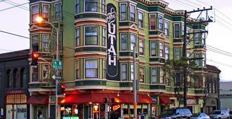犹他宾馆 - 旧金山 - 建筑