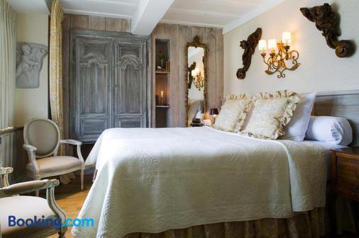 勃艮第克罗伊斯酒店 - 布鲁日 - 睡房