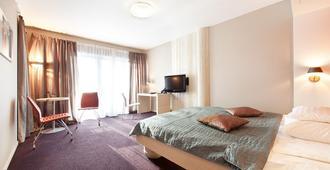 尼必斯基艺术水疗酒店 - 克拉科夫 - 睡房
