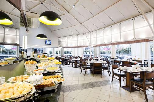 福塔雷萨舒适酒店 - 福塔莱萨 - 自助餐