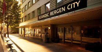 卑尔根市斯堪迪克酒店 - 卑尔根 - 建筑