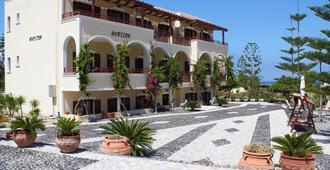 天域度假酒店 - 卡马利 - 建筑