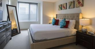 斯戴阿尔弗雷德华盛顿街660号公寓 - 波士顿 - 睡房