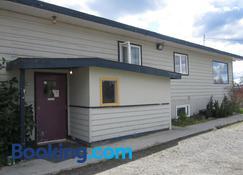 Nisutlin Trading Post Motel - Teslin - 建筑