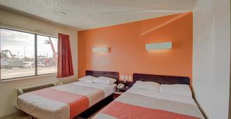 圣安东尼奥6号汽车旅馆 - FT山姆·休斯敦 - 圣安东尼奥 - 睡房