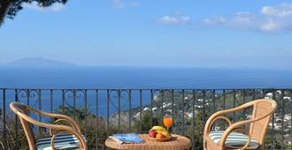 阿莱格尼萨特住宿就早餐酒店 - 阿纳卡普里 - 阳台