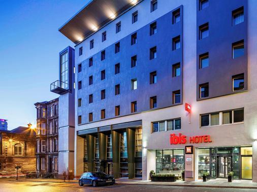宜必思格拉斯哥市中心萨切霍街酒店 - 格拉斯哥 - 建筑
