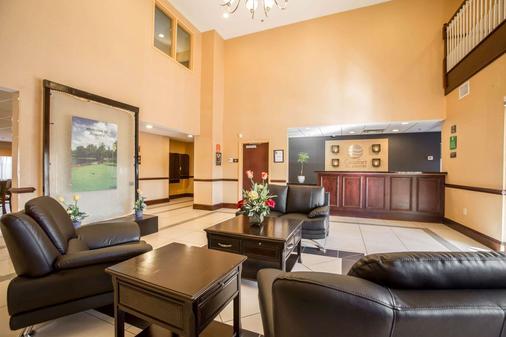 Comfort Inn & Suites Gordon HWY - 奥古斯塔 - 大厅