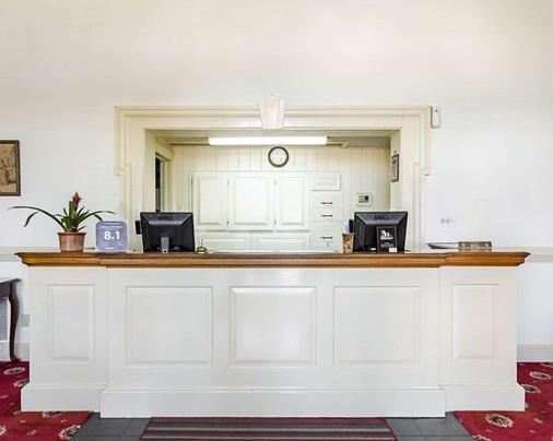 罗德维历史酒店 - 威廉斯堡 - 柜台