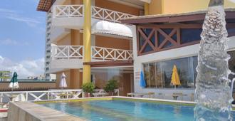 贾托巴海滩酒店 - 阿拉卡茹 - 建筑