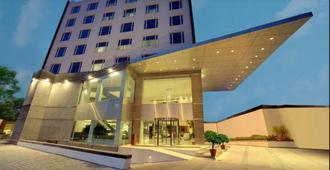 班加罗尔普莱德酒店 - 班加罗尔 - 建筑