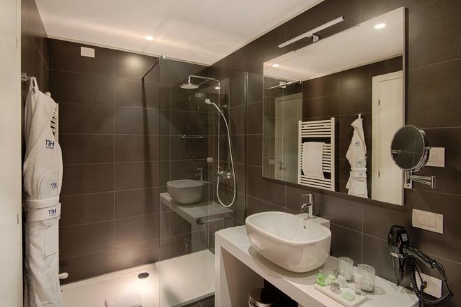 特伦托nh酒店 - 特伦托 - 浴室