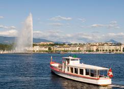 日内瓦国家中心宜必思酒店 - 日内瓦 - 户外景观