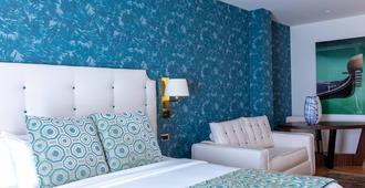 万豪威尼斯机场酒店 - 威尼斯 - 睡房