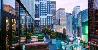 纽约时代广场世民酒店 - 纽约 - 阳台