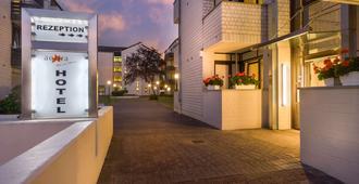 阿可拉公寓酒店 - 波恩(波昂) - 建筑