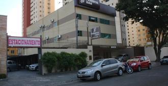 品赫罗斯酒店 - 戈亚尼亚 - 建筑