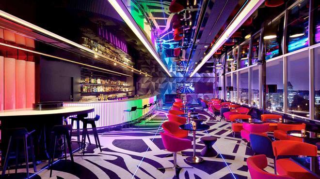 索菲特卢森堡大公爵酒店 - 卢森堡 - 酒吧