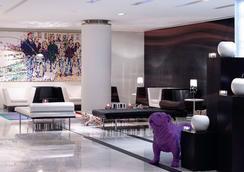索菲特卢森堡大公爵酒店 - 卢森堡 - 休息厅
