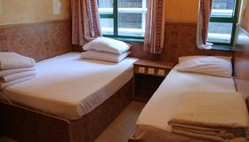 九龙新酒店 - 香港 - 睡房