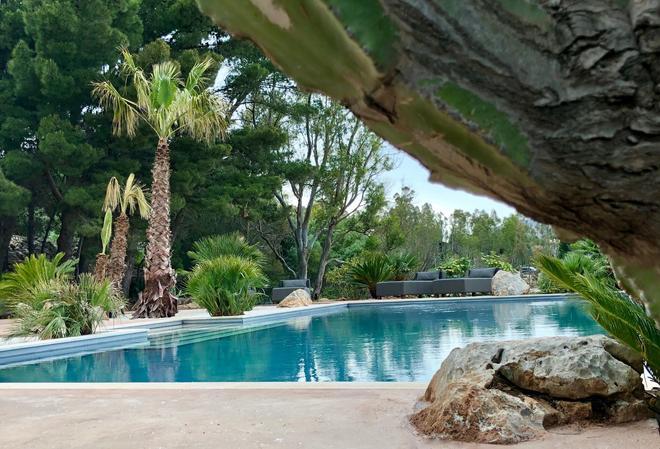 巴格里奥拉波特圣赫拉尔酒店 - 圣维托洛卡波 - 游泳池
