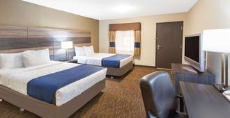 底特律贝蒙特套房酒店 - 底特律 - 睡房