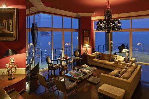 杜索尔套房旅馆 - 里约热内卢 - 客厅