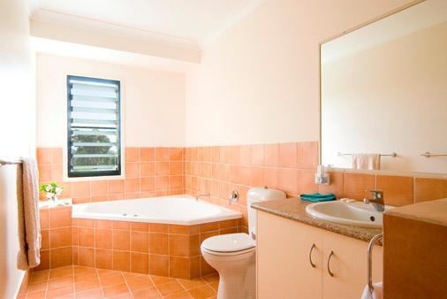 拜伦腹地别墅度假屋 - 拜伦湾 - 浴室