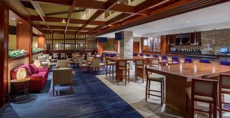 休斯敦洲际机场凯悦酒店 - 休斯顿 - 酒吧