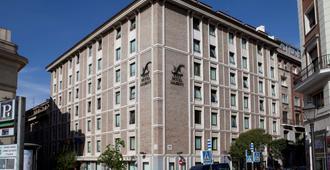 里阿本酒店 - 马德里 - 建筑