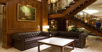 里阿本酒店 - 马德里 - 休息厅