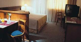 安再尼卡塔套房酒店 - 布宜诺斯艾利斯 - 睡房