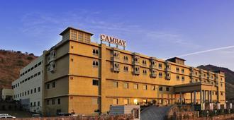 坎贝度假酒店,乌代布尔 - 乌代浦 - 建筑