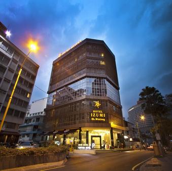 武吉免登和泉酒店 - 吉隆坡 - 建筑