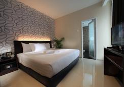 武吉免登和泉酒店 - 吉隆坡 - 睡房