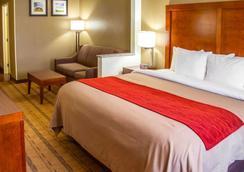 凯富套房酒店 - 珊瑚村 - 睡房