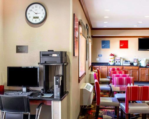 科拉尔维尔康福特茵酒店及套房 - 珊瑚村 - 商务中心