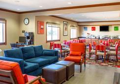 凯富套房酒店 - 珊瑚村 - 餐馆