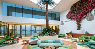 美憬阁迪拜棕榈度假酒店 - 迪拜 - 露台