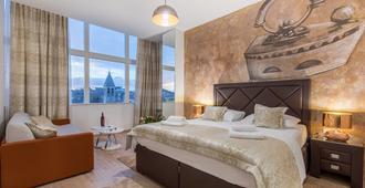 斯巴拉多普里马生活旅馆 - 斯普利特 - 睡房