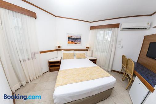 科斯塔诺特英国酒店 - 弗洛里亚诺波利斯 - 睡房